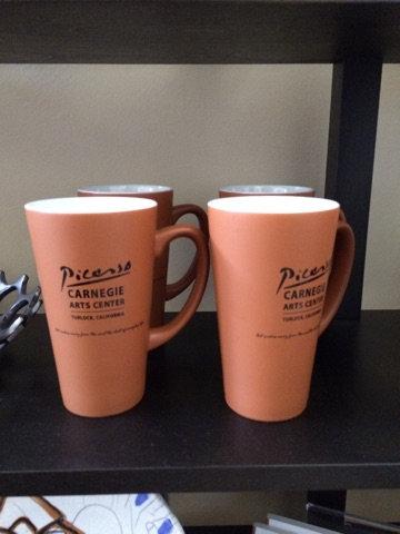 Carnegie Arts Center Picasso Exhibition Mug