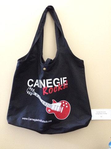 Carnegie Rocks Travel Bag
