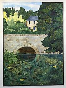 Siefkin, Sue-Afternoon-in-Chateau-Landon.jpg
