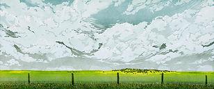 Wales, Monique, Forecast-Rain-Locally-He