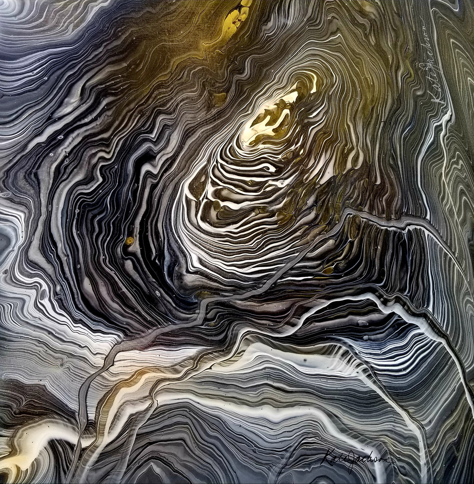 String Theory fluid acrylic $500