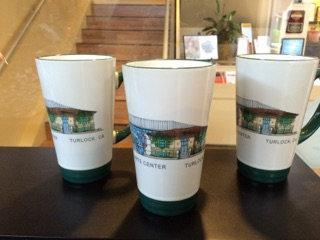 Carnegie Arts Center Coffee Mug