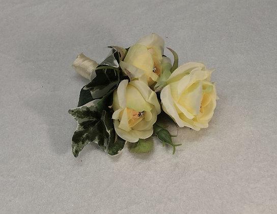 Ruusuviehe timanteilla