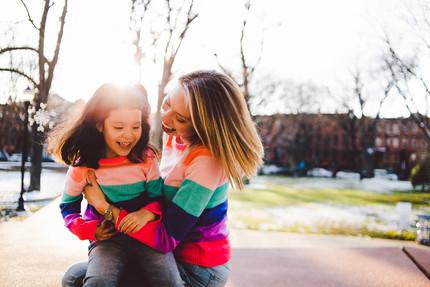 Daniela & Abby - Family Photoshoot