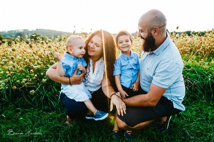 Giotto's - Family Photoshoot MA