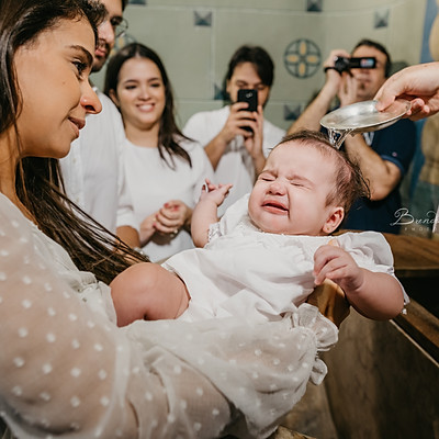 Batizado Maria Eduarda