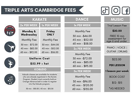 Ballet, Jazz, Tap, Hip Hop, Acro dance classes in Cambridge, Ontario