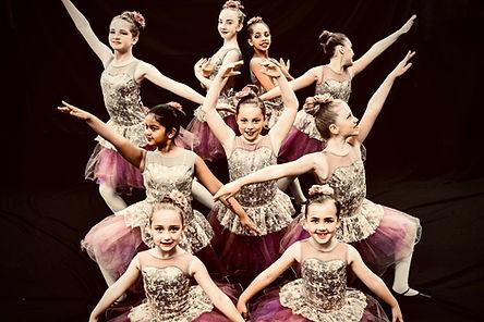 Ballet class in Brantford, Ontario