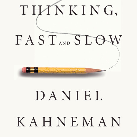 A to Z of Negotiation - K is for Kahneman