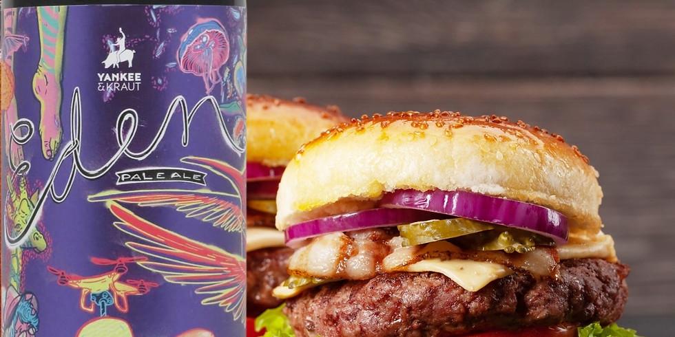 Burger & Dosenbier