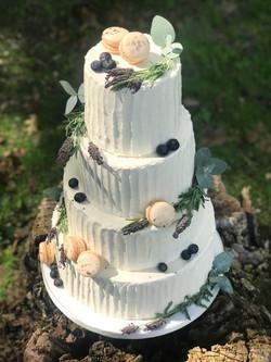 Bruidstaart Lavender