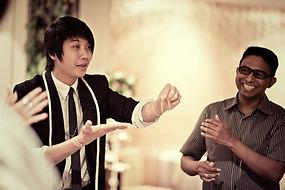 singapore magician