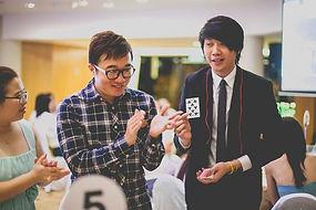 wedding emcee singapore