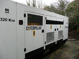 Caterpillar Generators 320 kVA