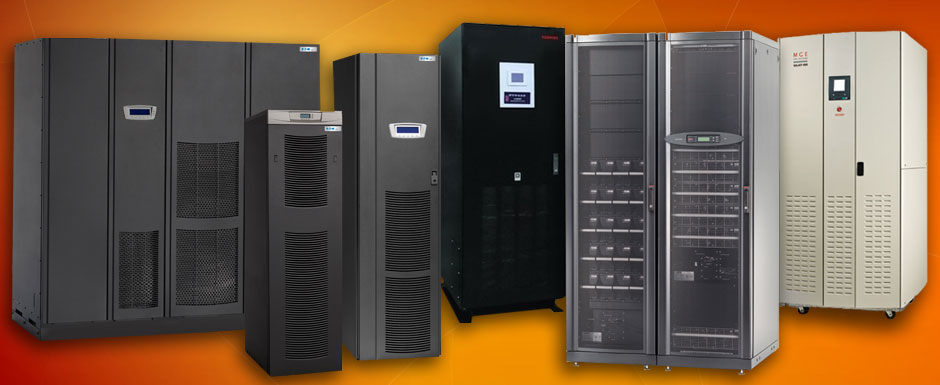UPS Systems from SYSTAT