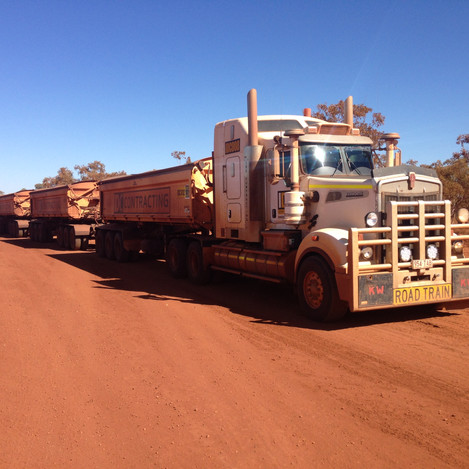 Lady Loretta Haulage Project
