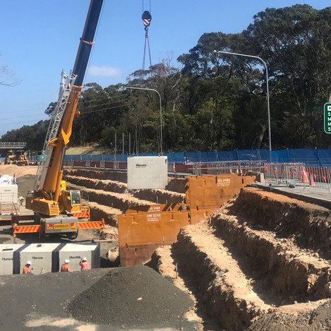 Northern Beaches Hospital Connectivity & Network Enhancement Project
