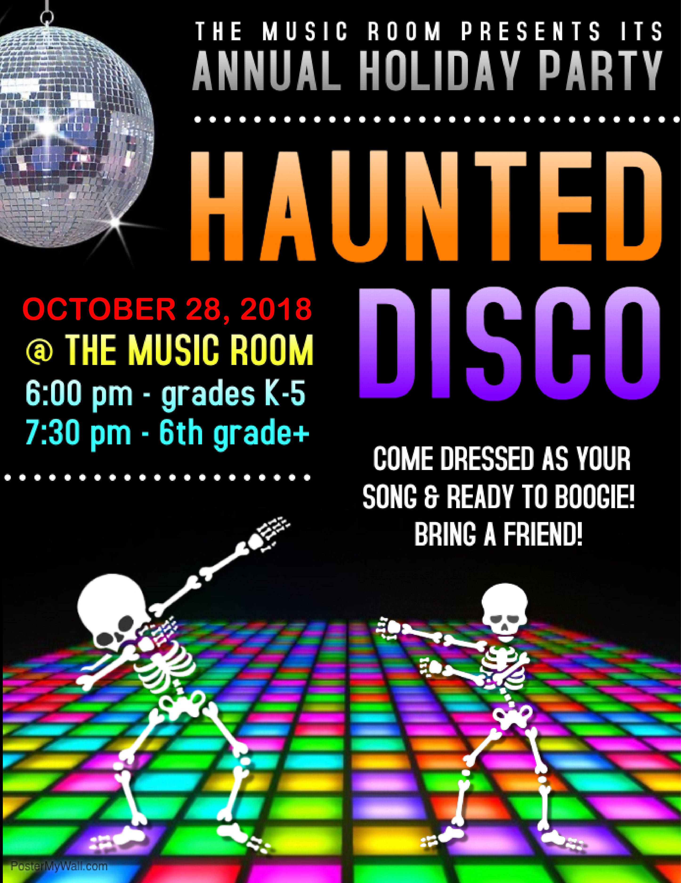 Haunted Disco