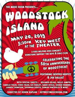 Woodstock Poster 2019