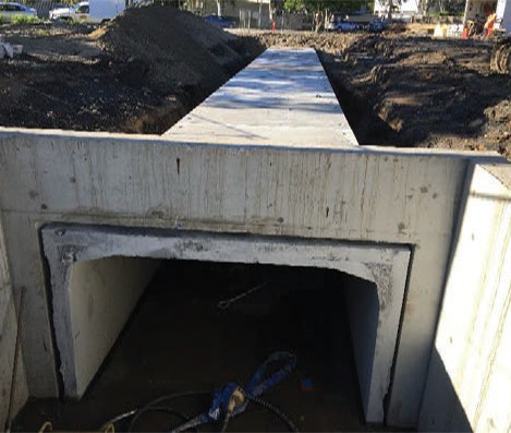 Stormwater Drainage Culvert Upgrade Project