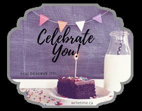 Celebrate You in 2021!!