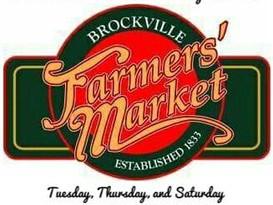 Visit The Brockville Farmers' Market Celebrating 184 Years