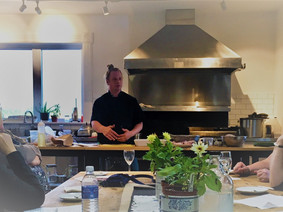 Cooking with Chef Mark