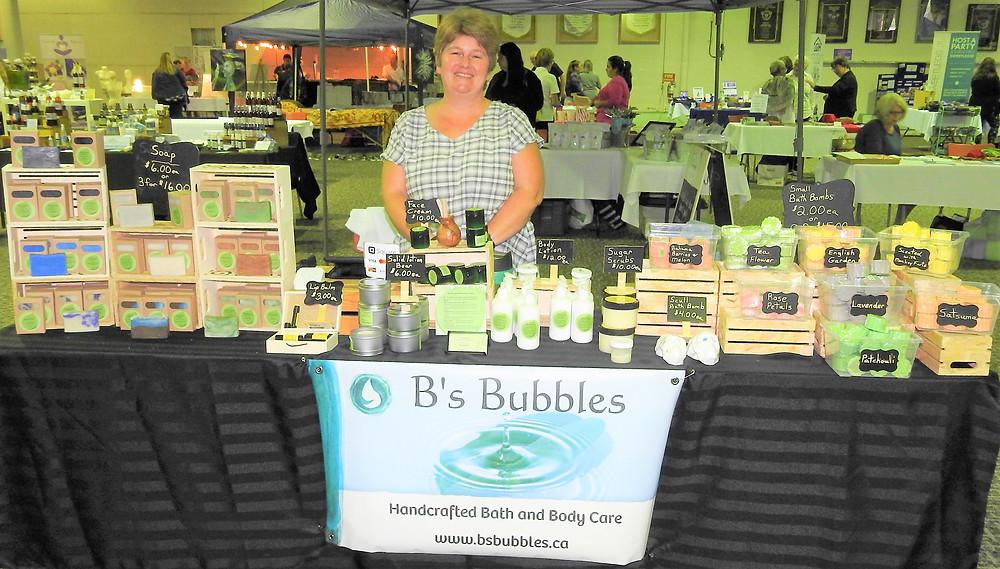 B's Bubbles