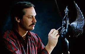 Ramon Parmentor: Bronze Sculptor