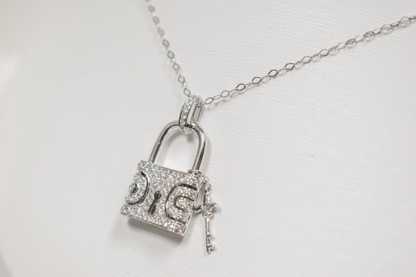Diamond Locket