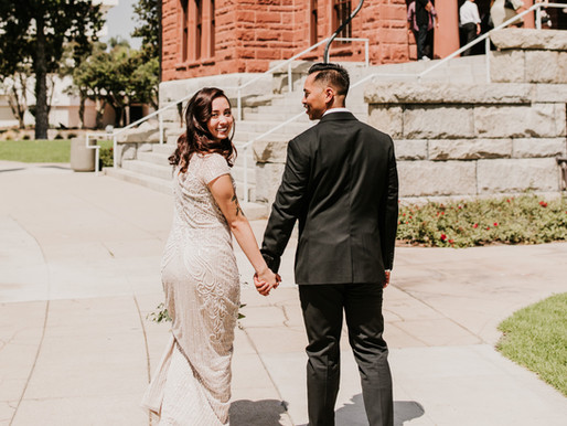 Benefits of a Courthouse Wedding