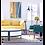 Thumbnail: 'Sunny Silk II' 60x90 / 24K gold-plated frame