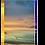 Thumbnail: 'London Calling III' 60x90 / 24K gold-plated frame