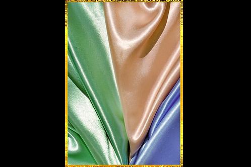 'Sunny Silk III' 60x90 / 24K gold-plated frame