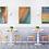 Thumbnail: 'London Calling II' 60x90 / 24K gold-plated frame