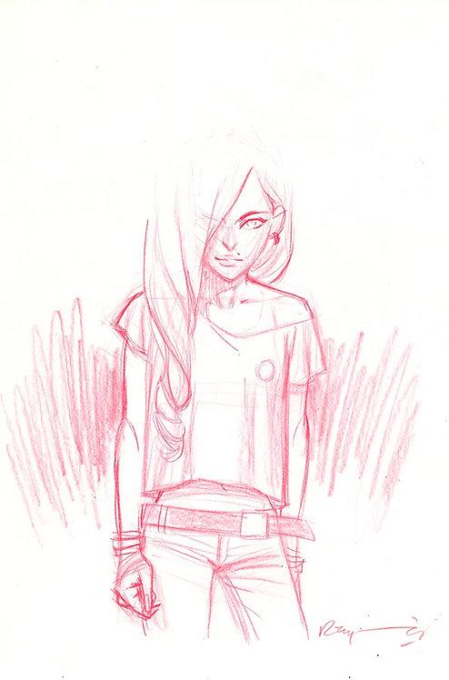 Harmony/Sketch