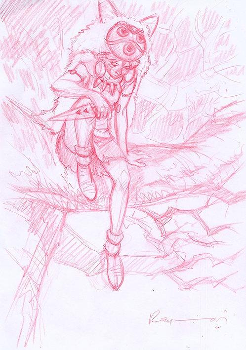 Mononoke/Sketch
