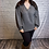 Thumbnail: Plus Size - Grey Long Sleeve