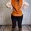 Thumbnail: Orange Tie Dye Shirt