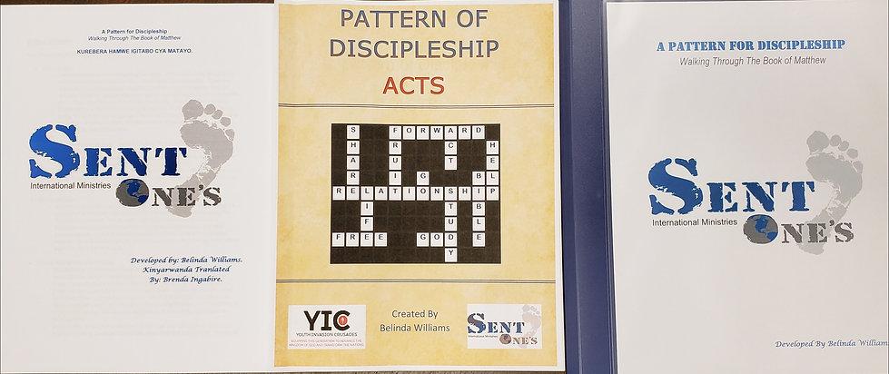 Pattern of Discipleship Manuals Pics .jp