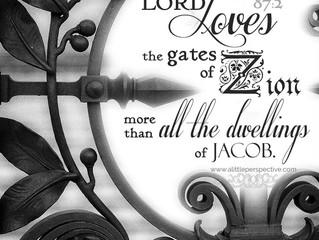 Gates Of Praise!