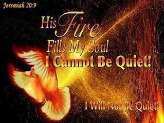 Melted Under The Fire Of God ?