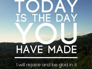 I Will Rejoice!