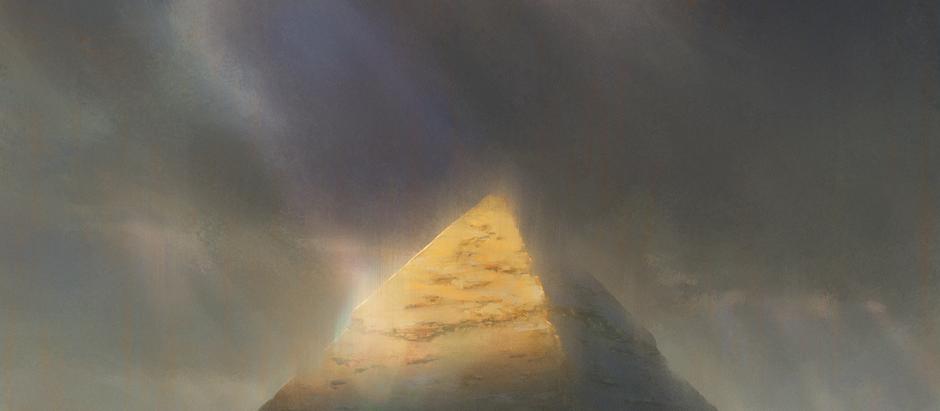 Oceanic - Pyramidal Secrecy