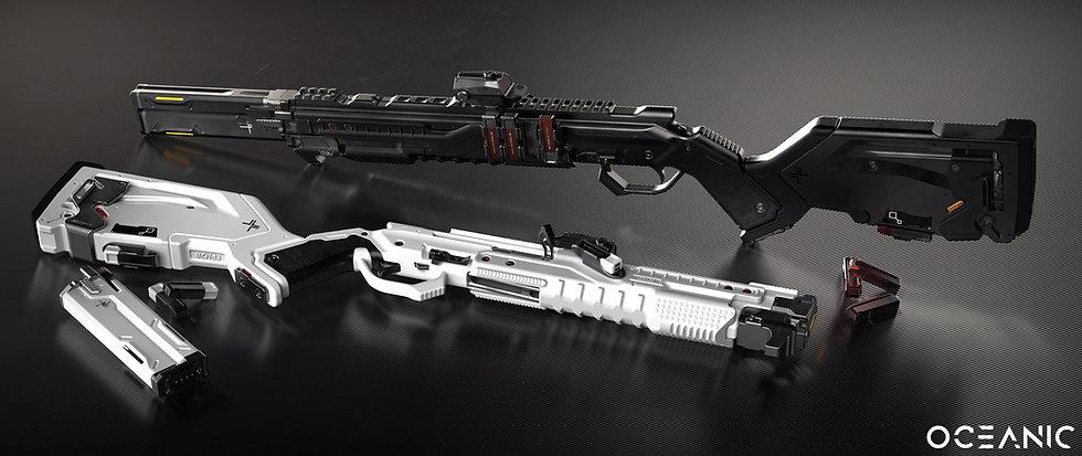 Ward B - Oceanic - Mastodon Shotgun