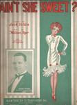Ain't She Sweet (1927)