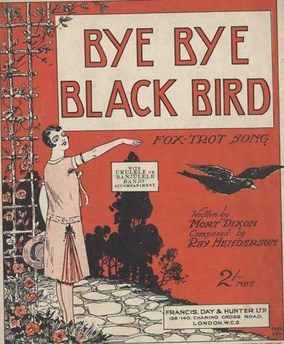 Bye Bye Blackbird (1926)
