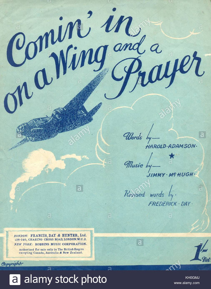 Coming In On A Wing & Prayer (1943)