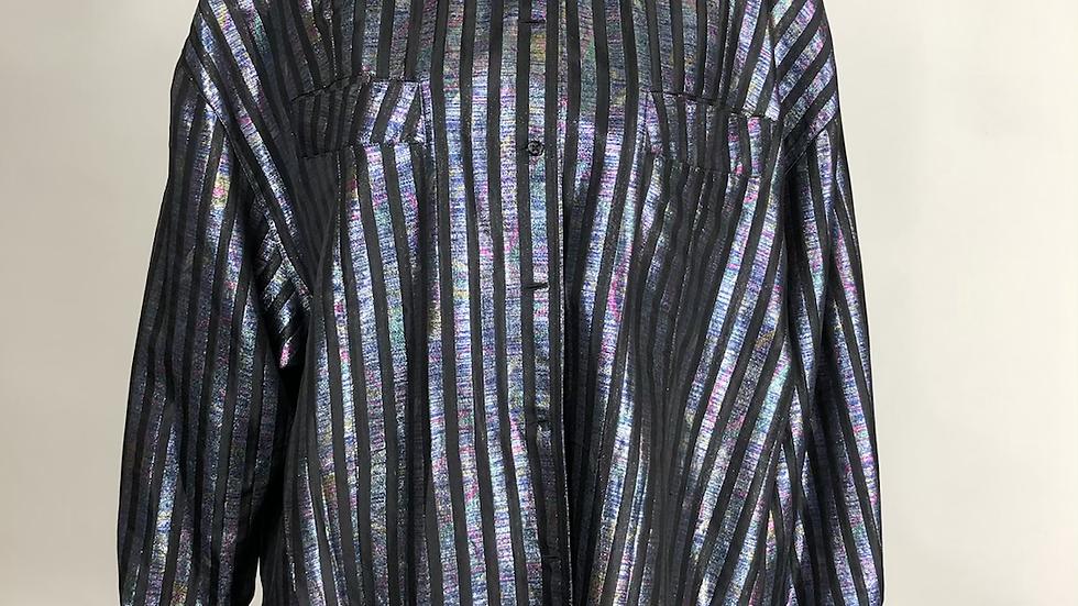 Vintage Bluse Schillermaus