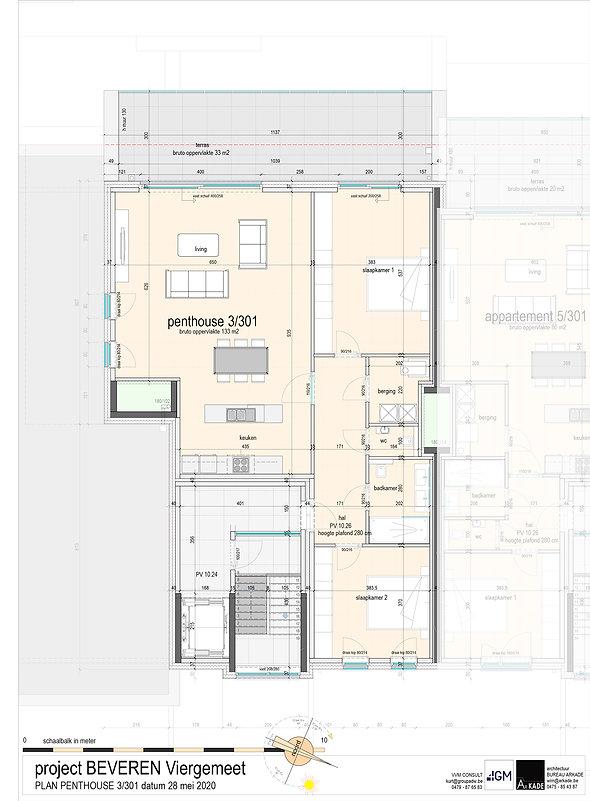 4GM-- 02 ONO-PLAN VERKOOP-penthouse 3_30